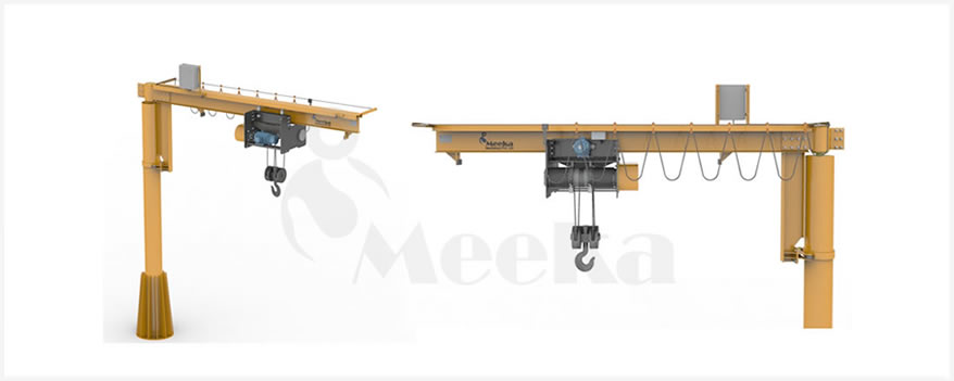 Jib Crane Supplier in Ahmedabad
